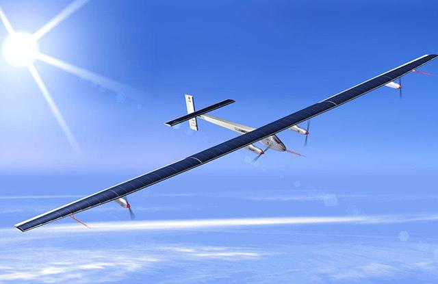 说说全球最大太阳能飞机环游记你不知道的