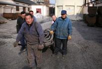 陶庄煤矿最后的矿工