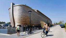 新款诺亚方舟拯救生命