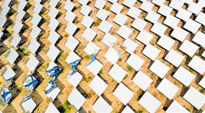 我国光热发电已形成全产业链 国产化率达90%以上