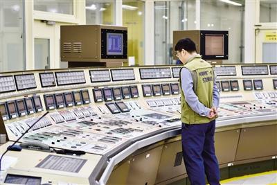 岭澳核电站1号机组安全运行天数创世界纪录