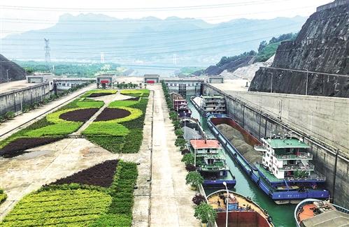 """三峡工程:守护长江""""生态屏障"""""""