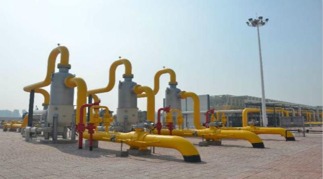 中国石化榆济管网累计输气超300亿立方米