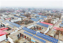 """河北威县发展""""屋顶光伏""""防返贫"""
