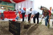 华电在印尼最大的电力项目开工建设