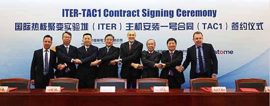 中国核电建设能力获高端市场认可 中企在欧最大核能合同签订