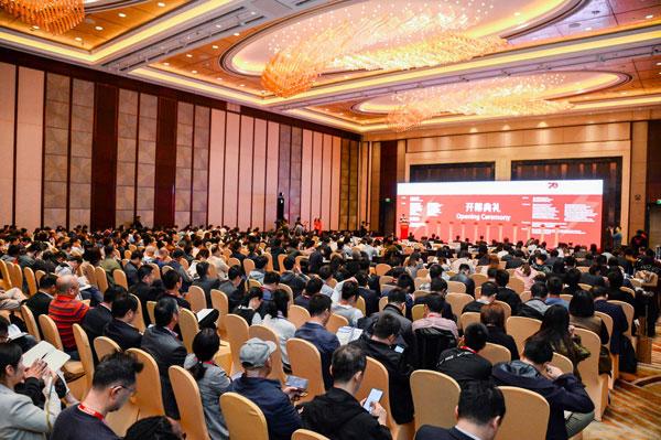 第十二届上海国际电力设备及技术展览会开幕
