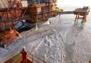 最北海上油田抗冰20年