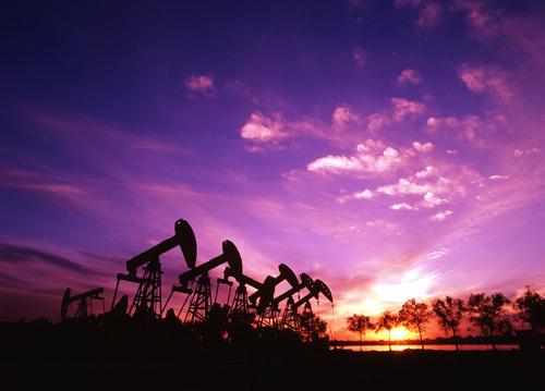 开始了对大庆油田的采访